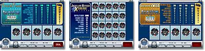 Video Poker screenshots